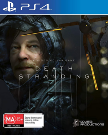 Death Stranding 2019 Game Cover