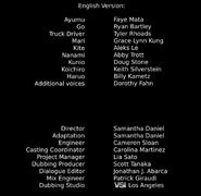 Japan Sinks 2020 Episode 3 2020 Credits