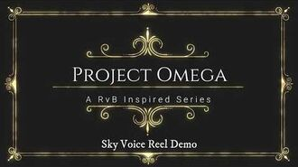Project Omega Sky voice reel demo