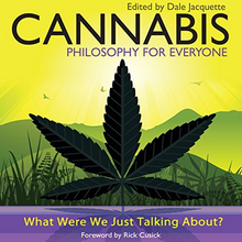Cannabis Philosophy for Everyone 2011 CD Cover
