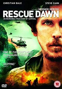 Rescue Dawn 2006 DVD Cover