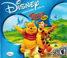 Disney Tigger Activity Center 2001 Game Cover