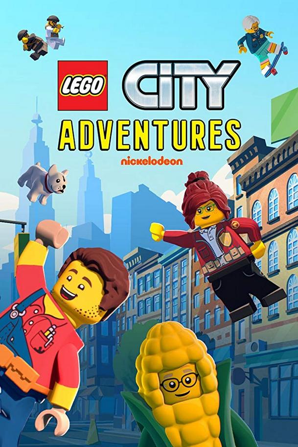 Lego City Adventures (2019) | English Voice Over Wikia ...