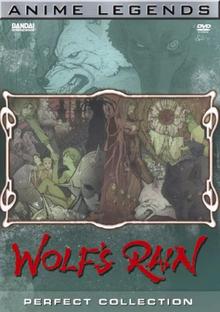 Wolf's Rain 2004 DVD Cover