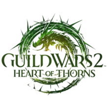 Guild Wars 2 Heart of Thorns 2015 Logo