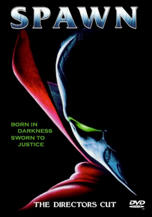 Spawn 1997 DVD Cover