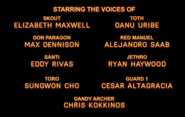 Nomad of Nowhere Episode 7 2018 Credits
