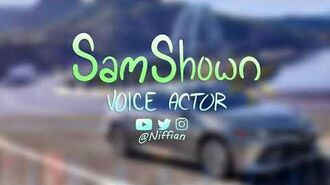 Sam Shown - Commercial Voice Reel