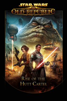 Star Wars The Old Republic Rise of the Hutt Cartel 2013 Game Cover