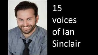 15 voices of Ian sinclair