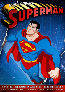 Superman 1988 DVD Cover
