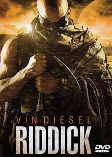 Riddick 2013 DVD Cover