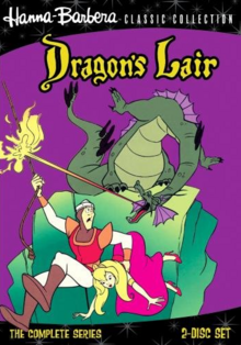 Dragon's Lair 1984 DVD Cover