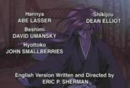 Rurouni Kenshin ep11 Dub Credits 3
