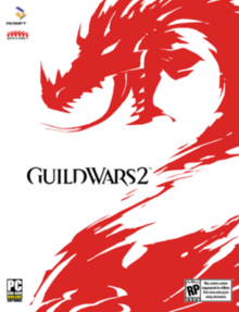 Guild Wars 2 2012 Game Cover