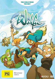 Wakfu 2014 DVD Cover