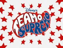 Disney's Teamo Supremo 2002 Title Card