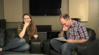 Inside the Voice Actors Studio - Caitlin Glass