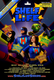 Shelf Life 2011 Poster