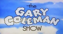 The Gary Coleman Show 1982 Title Card