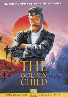 The Golden Child 1986 DVD Cover