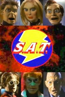 Super Adventure Team 1998 Poster