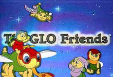 The GLO Friends 1986 Title Card