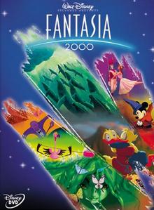 Fantasia 2000 (1999) DVD Cover