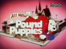 Pound Puppies 1986 Title Card