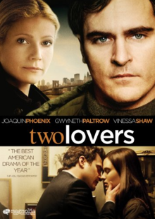 Two Lovers 2008 DVD Cover