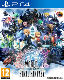 World of Final Fantasy 2016 Game Cover