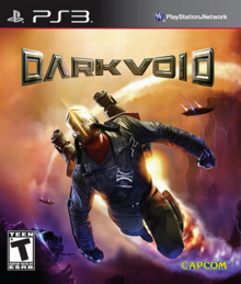 Dark Void 2010 Game Cover