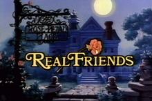 Rose Petal Place Real Friends 1985 Title Card