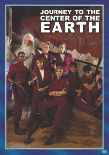 Journey to the Center of the Earth 1993 DVD Cover