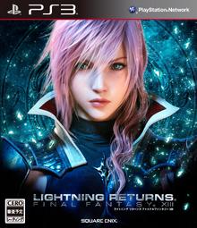 Lightning Returns Final Fantasy XIII 2014 Game Cover