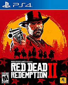 Red Dead Redemption II 2018 Game Cover