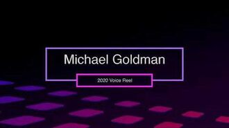 Michael Goldman 2020 Voice Reel