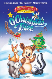 O' Christmas Tree 1999 DVD Cover