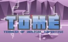 TOME Terrain of Magical Expertise 2011 Title Card