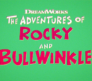 DreamWorks The Adventures of Rocky and Bullwinkle (2018)