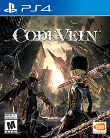Code Vein 2019 Game Cover