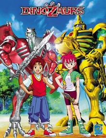 DinoZaurs 2000 Poster