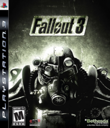 Fallout 3 2008 Game Cover