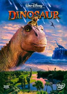 Dinosaur 2000 DVD Cover