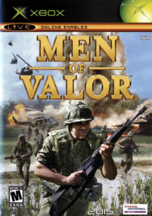 Men of Valor 2004 Game Cover
