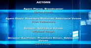 Secret Service 2008 Credits Part 1
