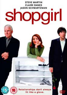 Shopgirl 2005 DVD Cover