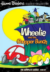 Wheelie and the Chopper Bunch 1974 DVD Cover