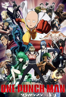 One Punch Man 2016 Poster