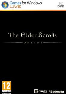 The Elder Scrolls Online 2014 Game Cover